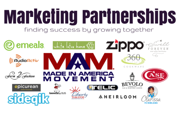 Marketing Partnerships   growing together for marketing success   campaigns   how to partner with brands