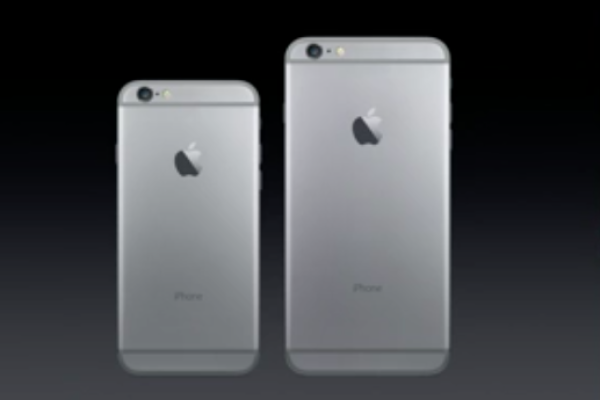 the new iPhone6 launched this week   marketing