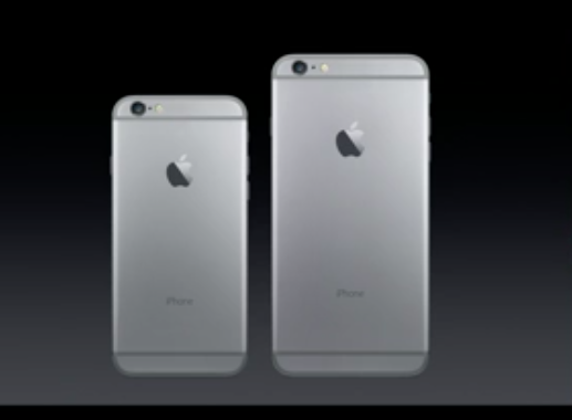 the new iPhone6 launched this week | marketing