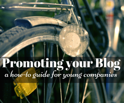 Tips for promoting your blog. Get your blog noticed with these suggestions