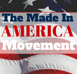 Digital marketing for Made In America Movement